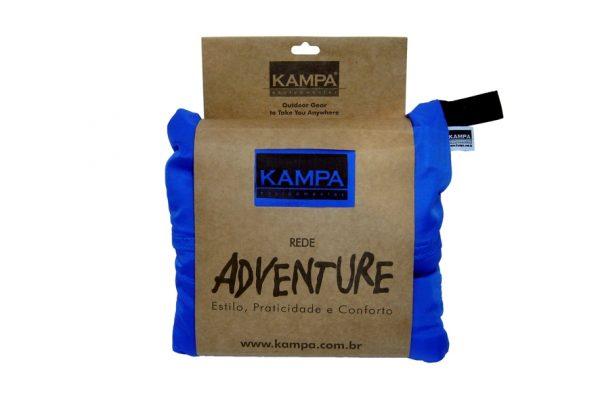 Rede de camping Adventre Kampa cor azul royal